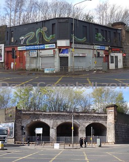 snake shop then and now | by route9autos.co.uk