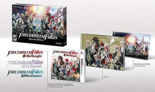 Fire Emblem Fates Special Edition | by gamequestpg