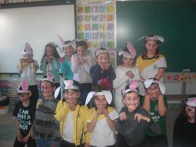 HAPPY EASTER!! 2ºB E.P