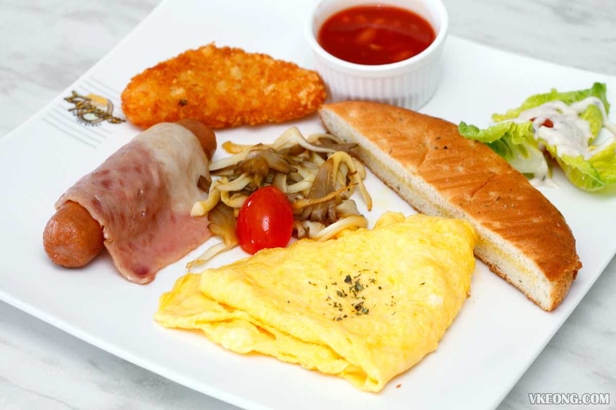 Tappers Cafe Big Breakfast