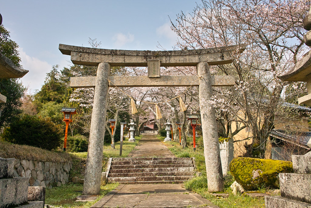 東豊野神社 #2