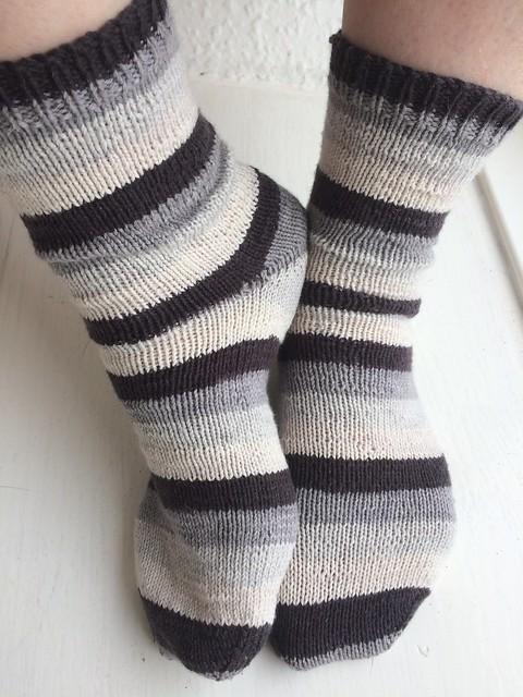 Lana Grossa Stripey Socks