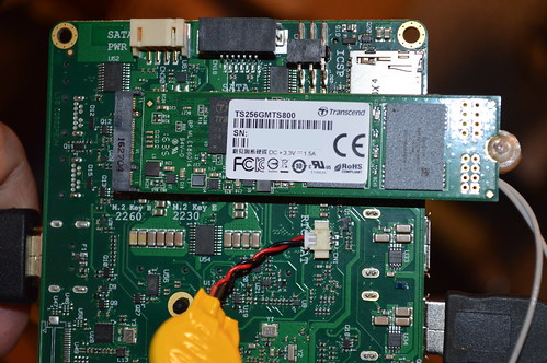 M.2 60mm to 80mm SSD Bracket