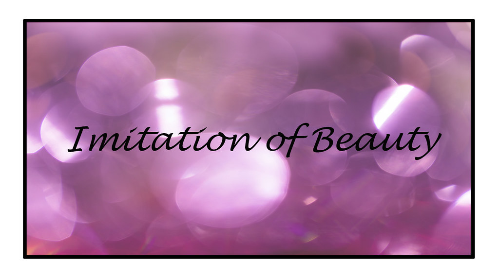 Imitationofbeauty