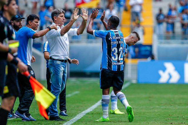 Grêmio X Veranópolis - 08/04/2017