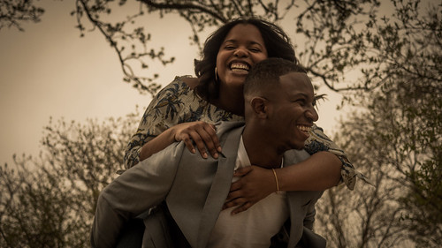 Tiquiah & Tyree | by Leslie Monique Photography