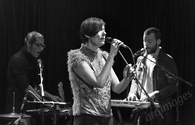 Laetitia Sadier Source Ensemble, Hebden Bridge Trades Club, 14.04.17