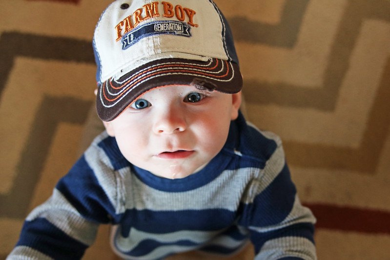 Jonathan's First Ball Cap