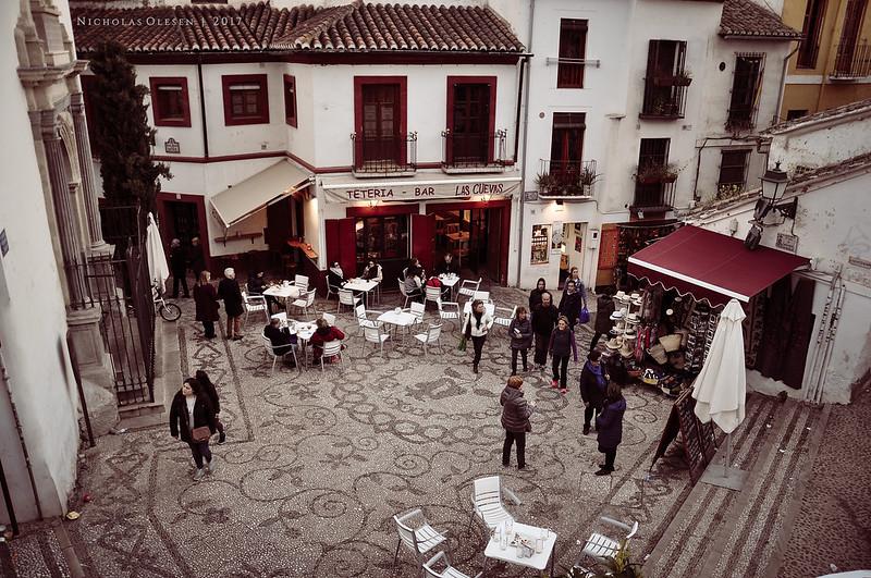 Granada | Plaza San Gregorio