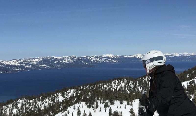 Lake Tahoe Heavenly Resort 2017
