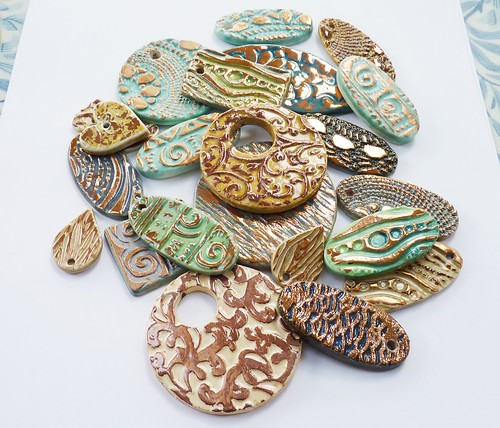 ceramic jewellery components