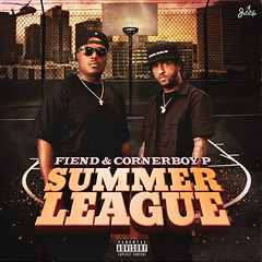 Fiend & Cornerboy P - Summer League (Front)