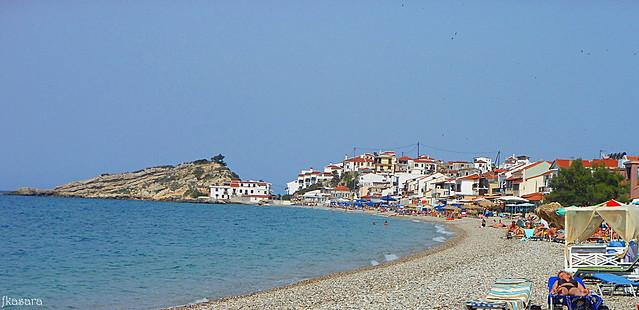 Kokkari beach, Samos