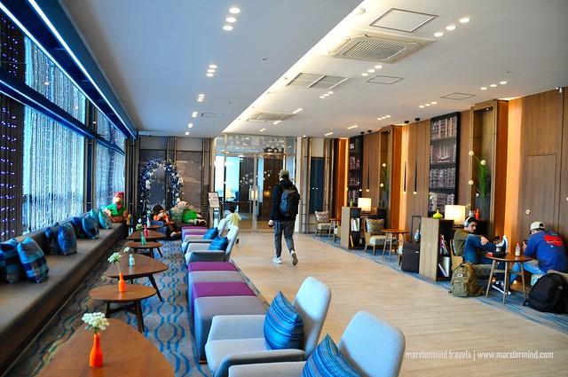 Citadines Haeundae Busan Common Lounge