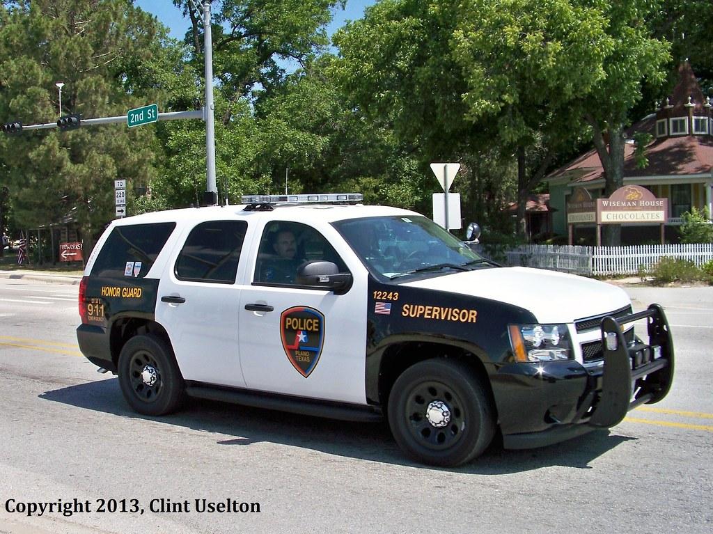 Plano Police | Supervisor | Clint Uselton | Flickr