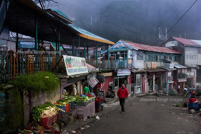 Dalhousie Himachal Pradesh Street Food