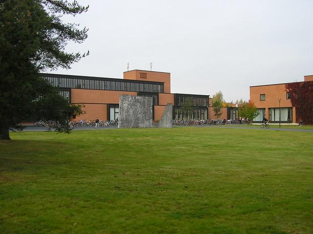 Universidad en Finlandia