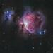 Star factory, the Orion Nebula