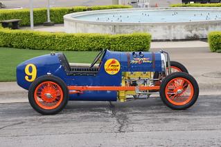 Mark heathman 39 s 1920 ford race car indianapolis motor for Indianapolis motor speedway com