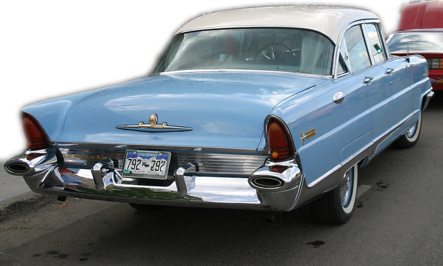 1956 lincoln premiere 4 door sedan flickr photo sharing
