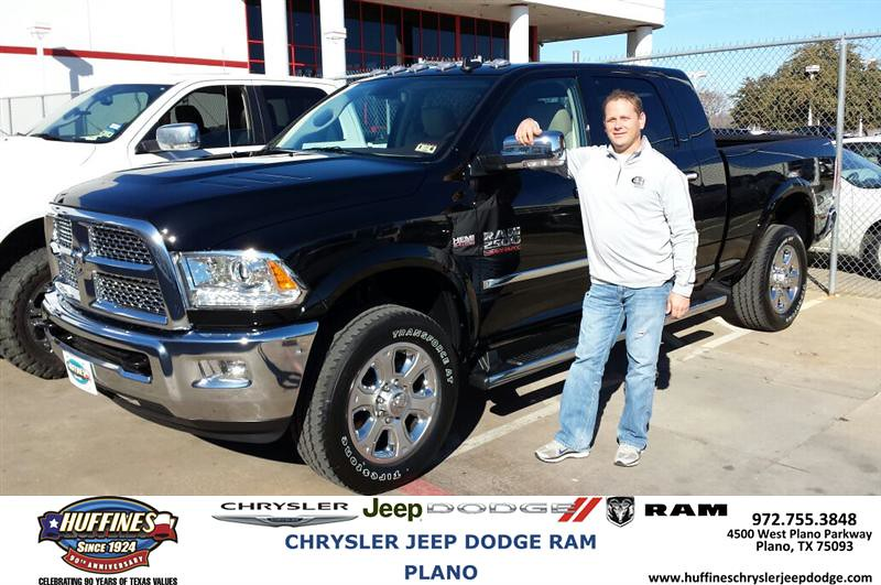 Thank You To Kevin Sims On Your New 2014 Ram 2500 From R