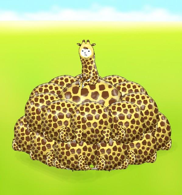 I Am Giraffe Evolutions Flickr - Photo Sharing...