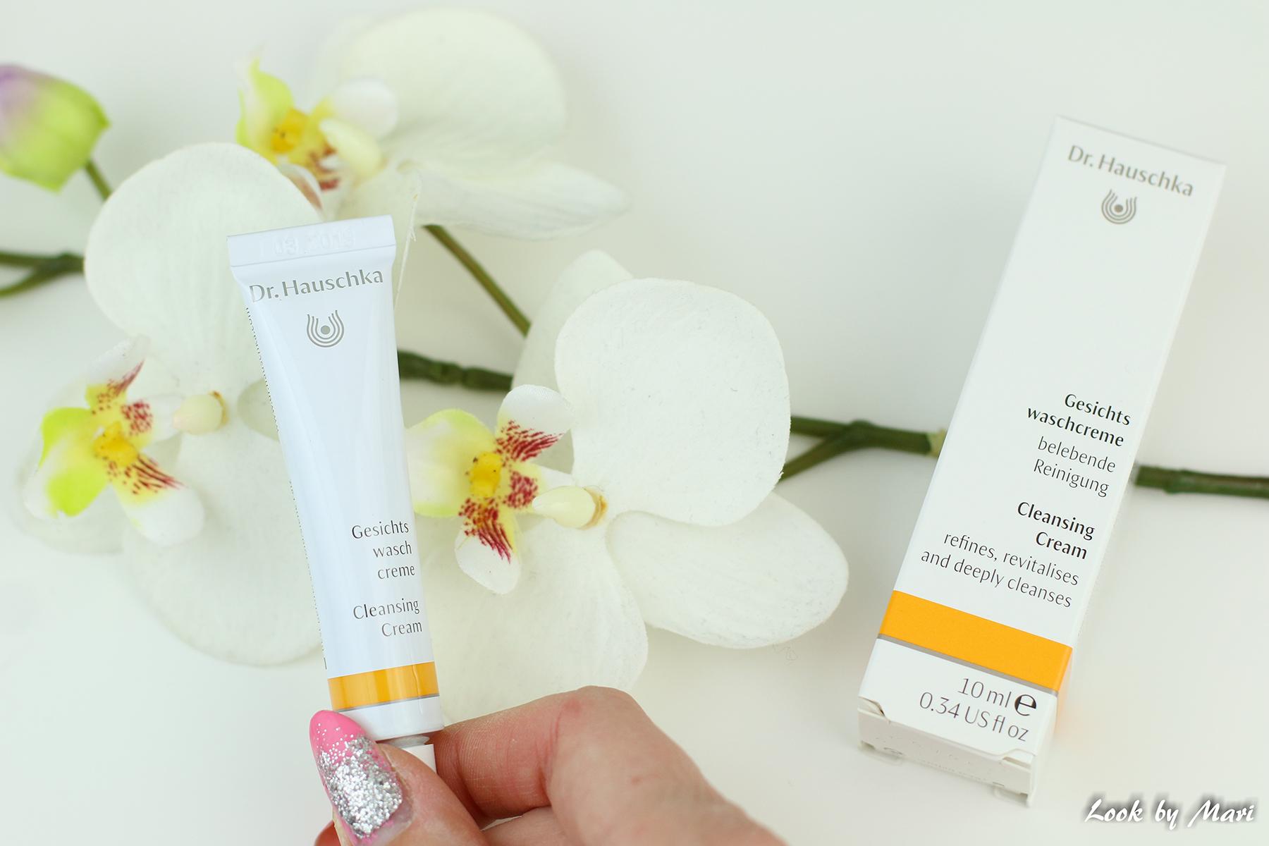 13 Dr. Hauschka cleansing cream kokemuksia review