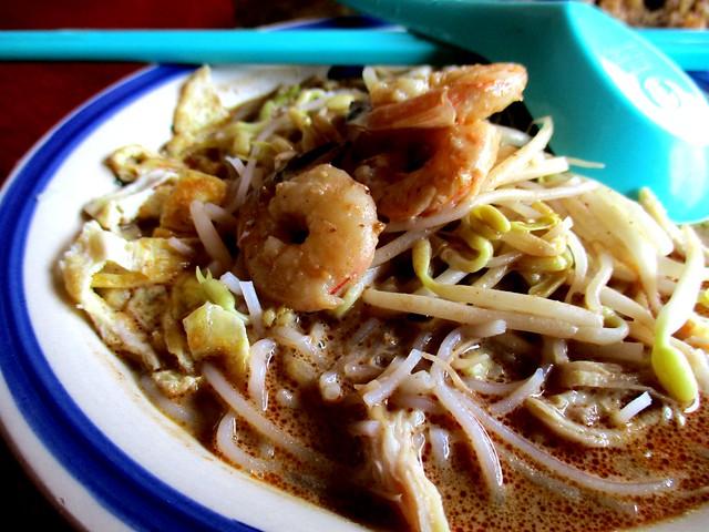 Sibu Bus Terminal Food Court Sarawak laksa 2