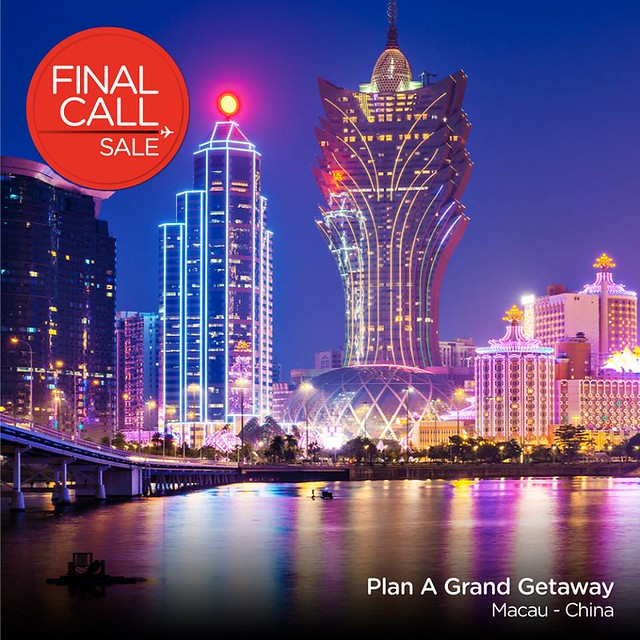 AirAsia BIG Final Call Sale April 2017
