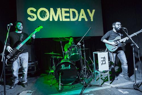 Someday live @ Blah Blah