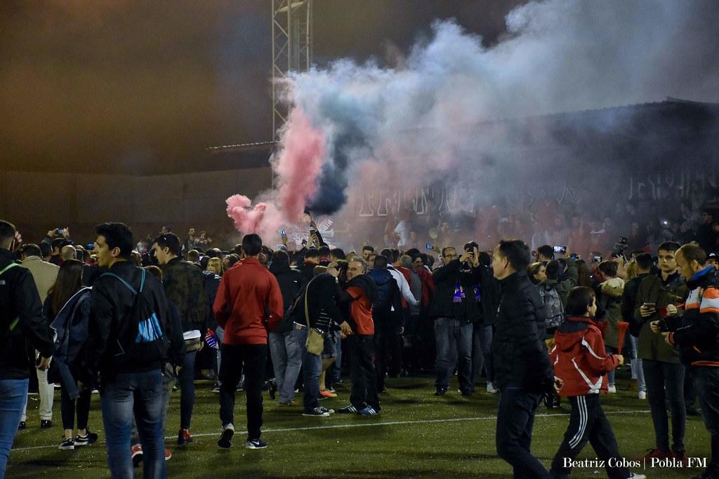 Atlético Saguntino (3-0) Fuenlabrada