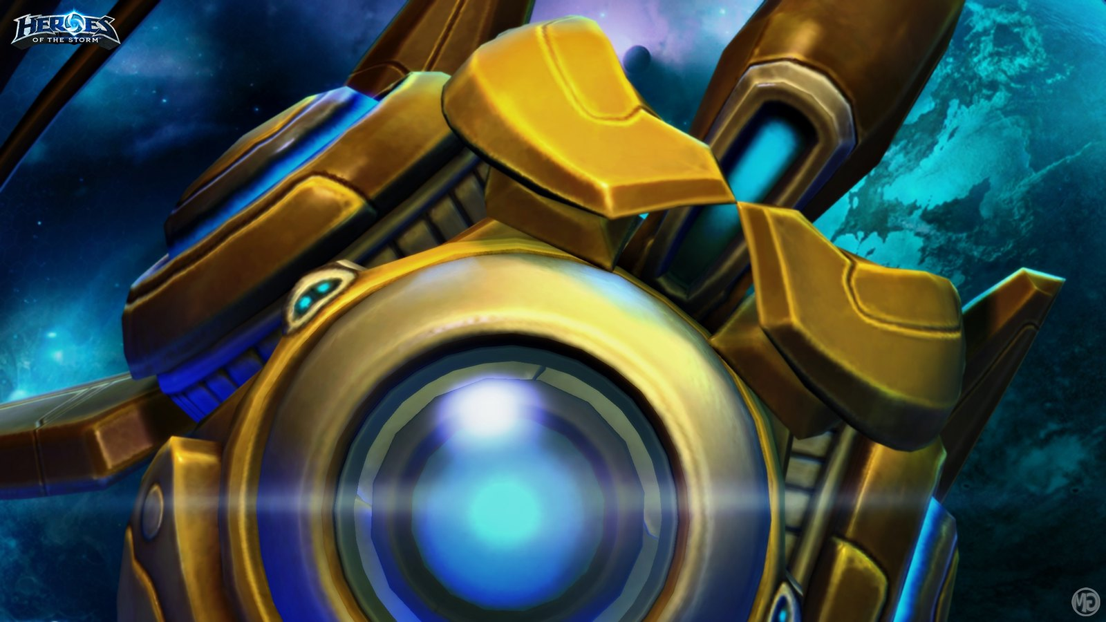 Heroes Of The Storm Probius Wallpaper 1080p Mefisto Gamer Flickr