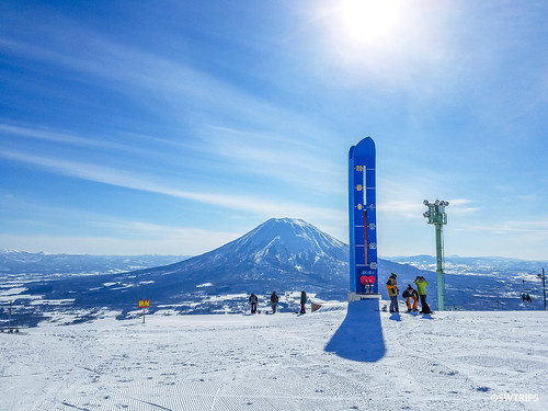 The Thermometer - Niseko, Japan.jpg | by SWTRIPS