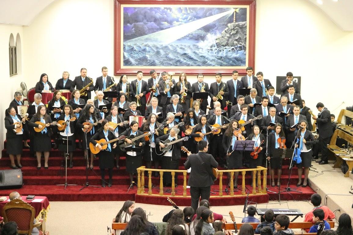 Semana Especial: Coro Instrumental de la Iglesia de Coelemu
