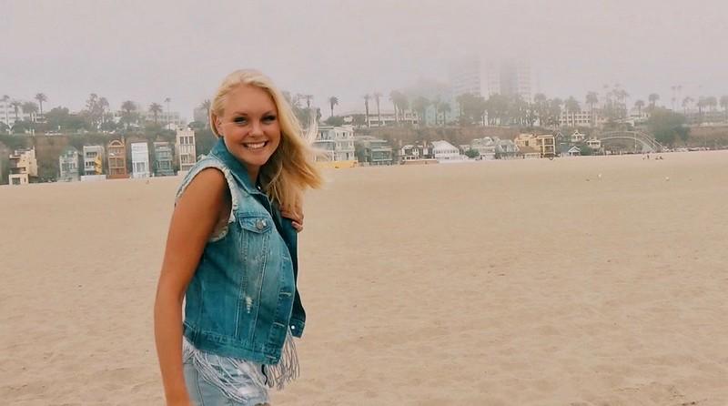 Santa Monica baby