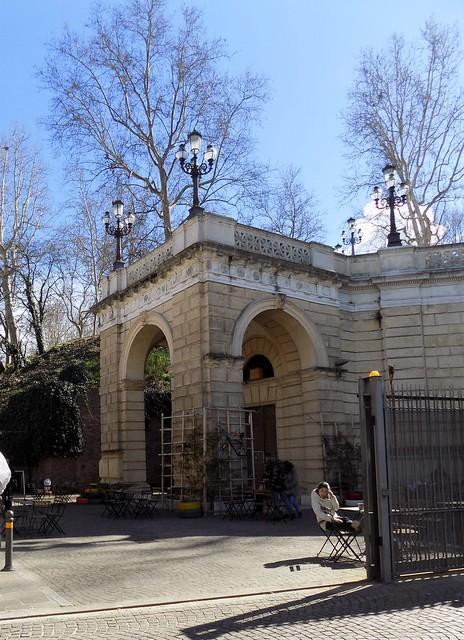Dynamo entrance