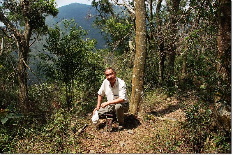 真雅社山頂 2