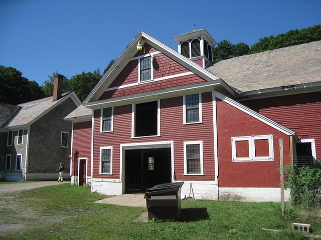 Brattleboro, Retreat Farm 2015