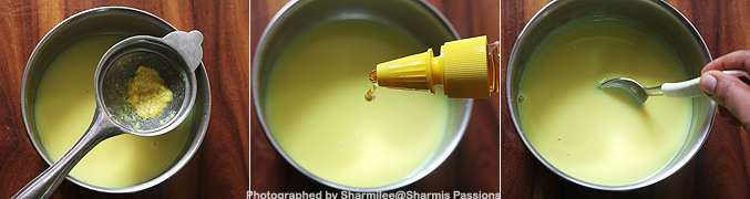 How to make Turmeric milk recipe - Step4