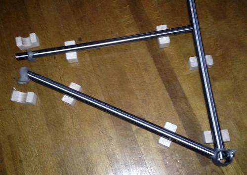 Tubing blocks, #1
