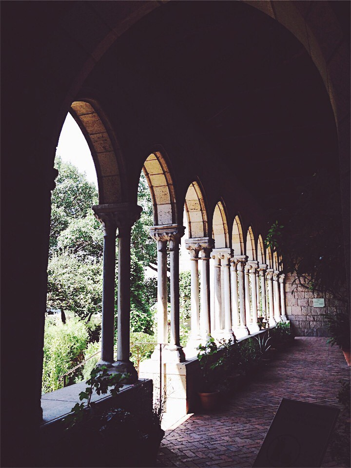The MET Cloisters, museu medieval.