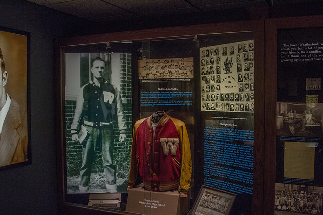 Stafford History