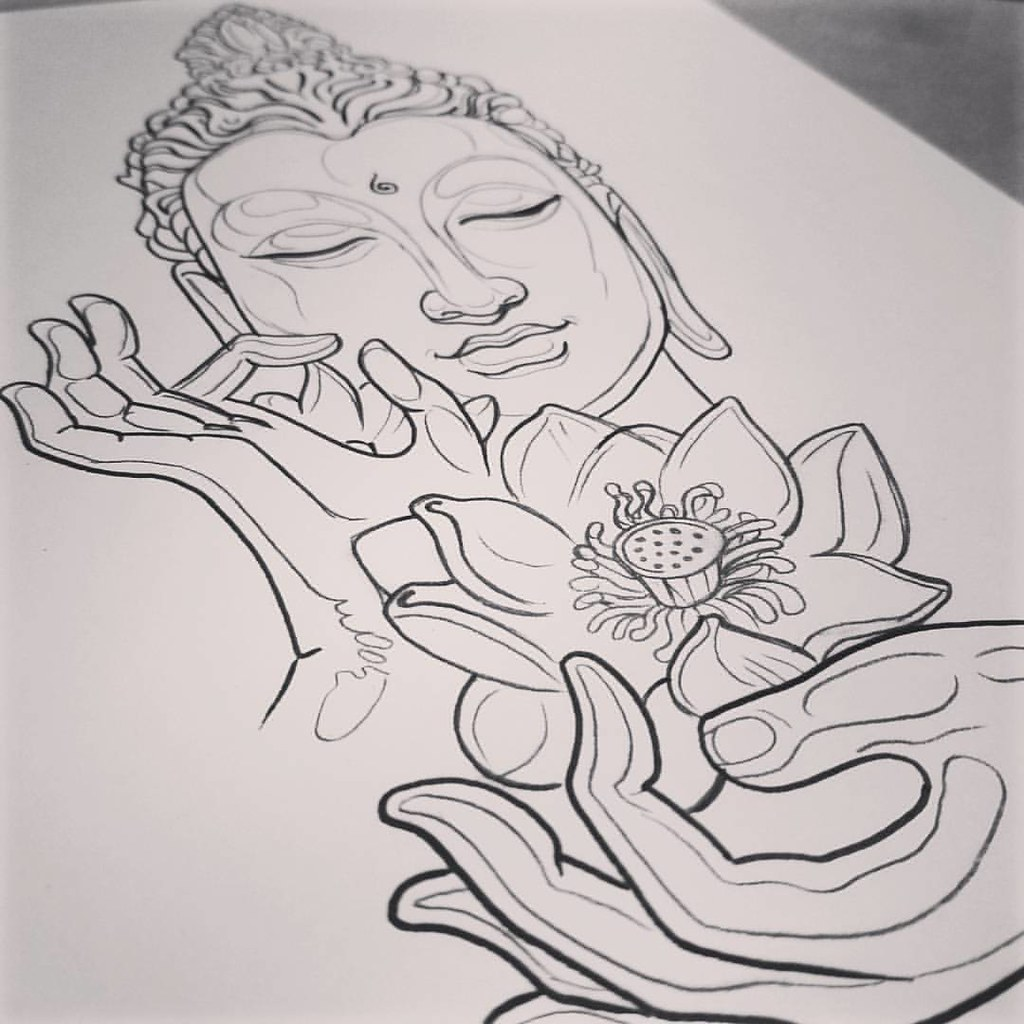 Buddha Call Buddha Buddhism Buddhist Buddhatattoo Fe Flickr