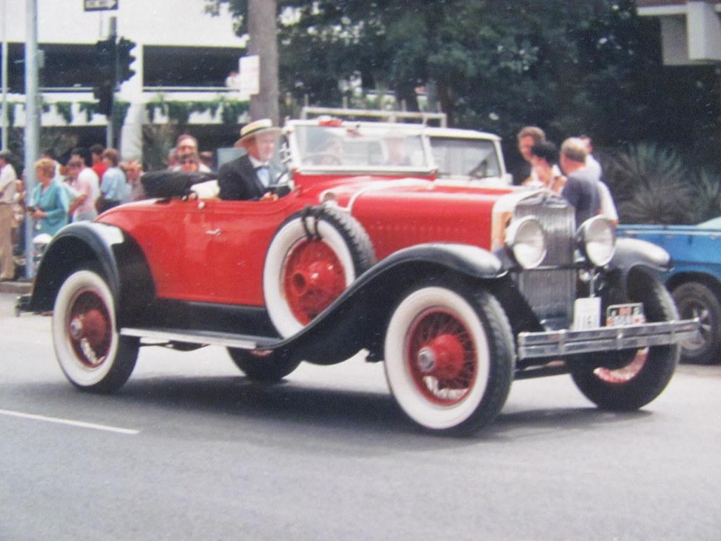 Brisbane start Bicentennial Rally 1988 | Classic Cars Australia | Flickr