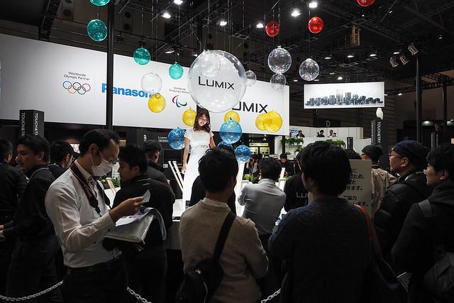 【CP+ 2017】Panasonic LUMIX GH5 | 02