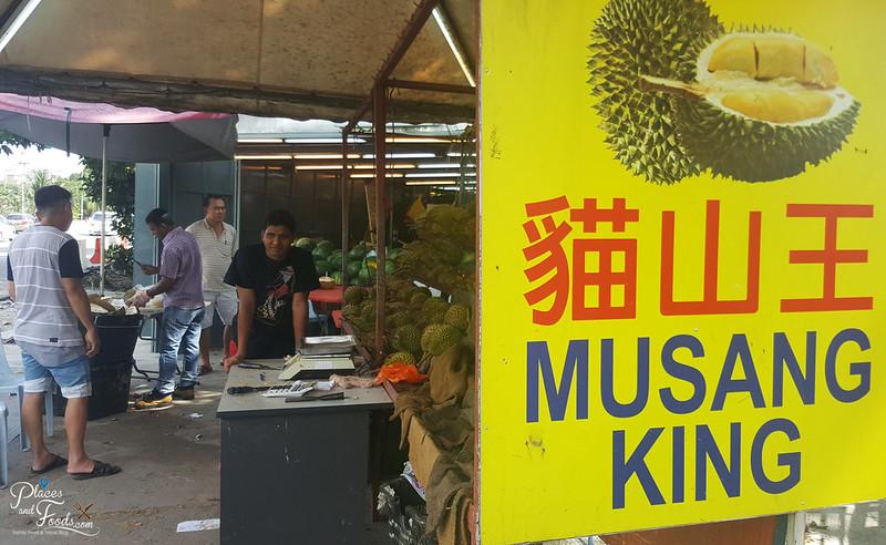 kajang sg chua durian