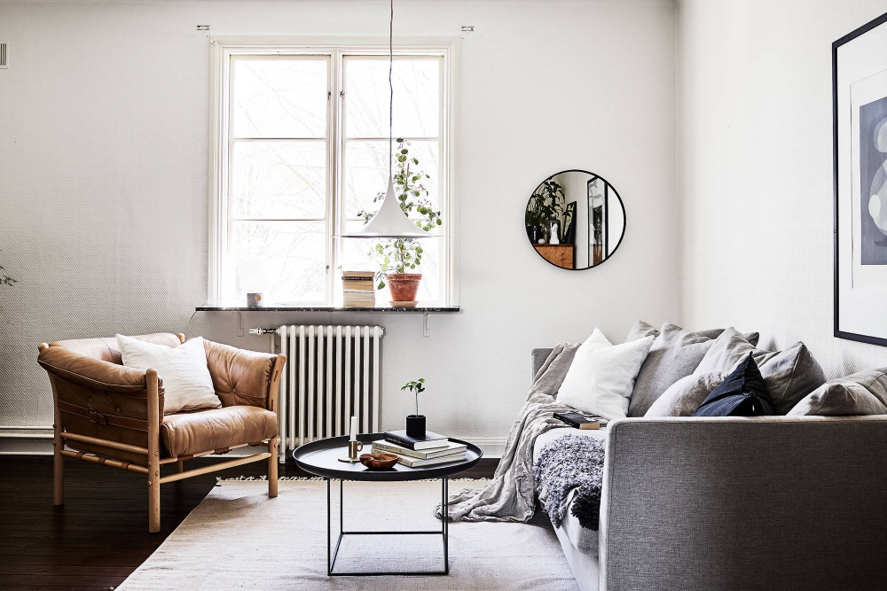 Gorgeous Scandinavian Apartment with Warm Vibes