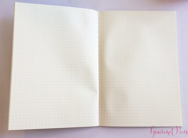 Review @LIFEStationery Pistachio A5 Notebook @AndersonPens 13