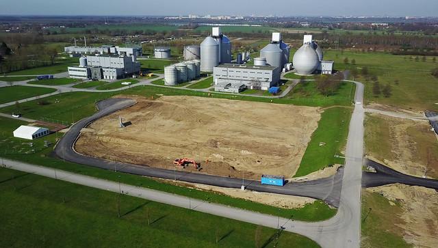 Spatenstich Ausbau Klärwerk Waßmannsdorf