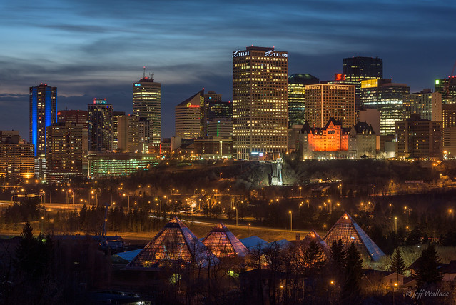 Edmonton - Oiler Country